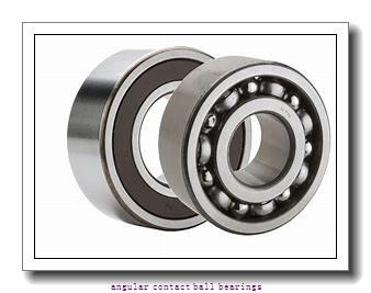 4.5 Inch | 114.3 Millimeter x 9.375 Inch | 238.125 Millimeter x 2 Inch | 50.8 Millimeter  CONSOLIDATED BEARING MS-22-AC  Angular Contact Ball Bearings