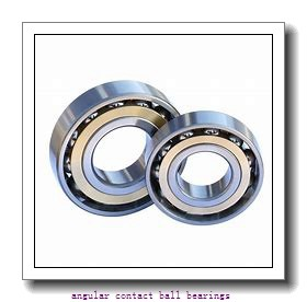 3.5 Inch | 88.9 Millimeter x 8.125 Inch | 206.375 Millimeter x 1.75 Inch | 44.45 Millimeter  CONSOLIDATED BEARING MS-20-AC  Angular Contact Ball Bearings