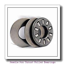 1.772 Inch | 45 Millimeter x 2.165 Inch | 55 Millimeter x 0.866 Inch | 22 Millimeter  KOYO JR45X55X22  Needle Non Thrust Roller Bearings