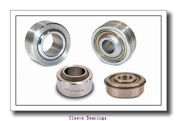 ISOSTATIC B-1620-7  Sleeve Bearings