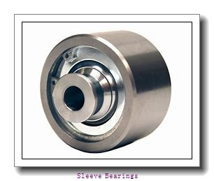 ISOSTATIC TT-3301  Sleeve Bearings