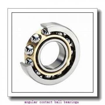 7 Inch | 177.8 Millimeter x 12 Inch | 304.8 Millimeter x 1.75 Inch | 44.45 Millimeter  CONSOLIDATED BEARING LS-25-AC  Angular Contact Ball Bearings