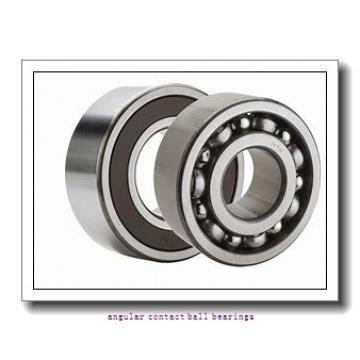1.181 Inch | 30 Millimeter x 2.165 Inch | 55 Millimeter x 0.748 Inch | 19 Millimeter  CONSOLIDATED BEARING 3006-ZZ  Angular Contact Ball Bearings