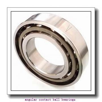 1.575 Inch | 40 Millimeter x 3.543 Inch | 90 Millimeter x 1.437 Inch | 36.5 Millimeter  EBC 5308  Angular Contact Ball Bearings