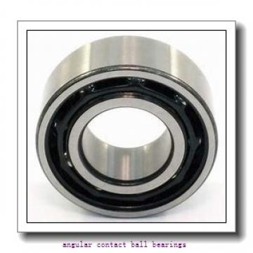 3.75 Inch | 95.25 Millimeter x 6.75 Inch | 171.45 Millimeter x 1.125 Inch | 28.575 Millimeter  CONSOLIDATED BEARING LS-20 1/2-AC  Angular Contact Ball Bearings