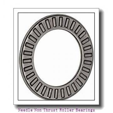 0.669 Inch | 17 Millimeter x 1.142 Inch | 29 Millimeter x 0.787 Inch | 20 Millimeter  KOYO NKJ17/20A  Needle Non Thrust Roller Bearings