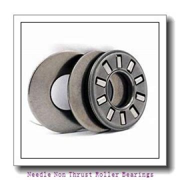 0.438 Inch | 11.125 Millimeter x 0.688 Inch | 17.475 Millimeter x 0.5 Inch | 12.7 Millimeter  KOYO MH-781  Needle Non Thrust Roller Bearings