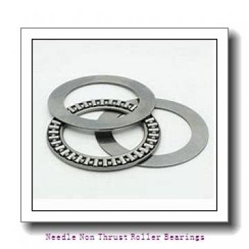 1 Inch   25.4 Millimeter x 1.313 Inch   33.35 Millimeter x 1 Inch   25.4 Millimeter  KOYO MH-16161  Needle Non Thrust Roller Bearings