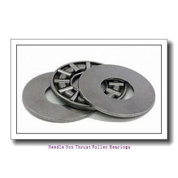 0.75 Inch   19.05 Millimeter x 1 Inch   25.4 Millimeter x 0.5 Inch   12.7 Millimeter  KOYO M-1281  Needle Non Thrust Roller Bearings