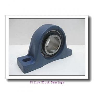 0.984 Inch | 25 Millimeter x 1.61 Inch | 40.9 Millimeter x 1.689 Inch | 42.9 Millimeter  DODGE P2B-GTM-25M  Pillow Block Bearings