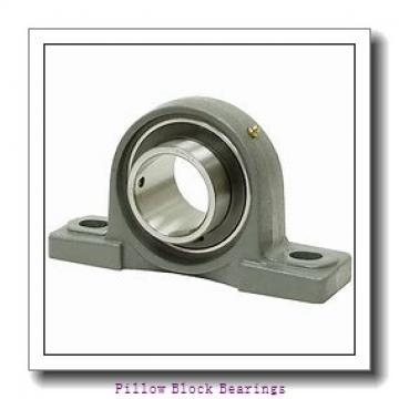 1.5 Inch   38.1 Millimeter x 2 Inch   50.8 Millimeter x 2.313 Inch   58.75 Millimeter  DODGE P2B-DLM-108  Pillow Block Bearings