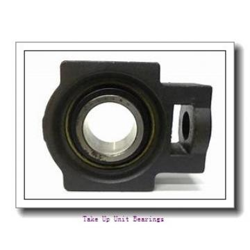 REXNORD ZHT125407Y24  Take Up Unit Bearings