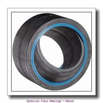 0.5 Inch | 12.7 Millimeter x 1 Inch | 25.4 Millimeter x 0.5 Inch | 12.7 Millimeter  RBC BEARINGS SBG8SS  Spherical Plain Bearings - Radial