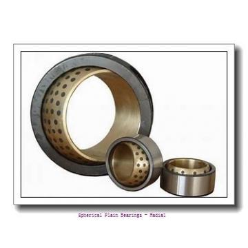 1.75 Inch | 44.45 Millimeter x 2.813 Inch | 71.45 Millimeter x 1.531 Inch | 38.887 Millimeter  SKF GEZ 112 ESL  Spherical Plain Bearings - Radial