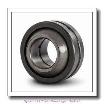 0.375 Inch | 9.525 Millimeter x 0.813 Inch | 20.65 Millimeter x 0.406 Inch | 10.312 Millimeter  SEALMASTER SBG 6S  Spherical Plain Bearings - Radial