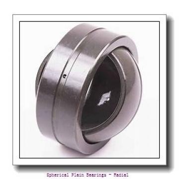 0.75 Inch | 19.05 Millimeter x 1.25 Inch | 31.75 Millimeter x 0.656 Inch | 16.662 Millimeter  RBC BEARINGS B12-LSSQ  Spherical Plain Bearings - Radial