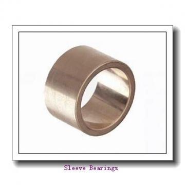 ISOSTATIC B-1620-11  Sleeve Bearings