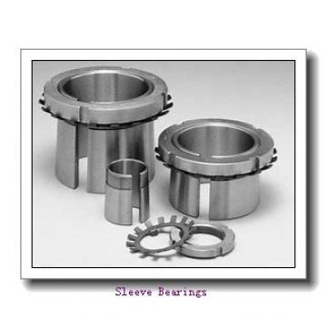 ISOSTATIC B-1618-10  Sleeve Bearings