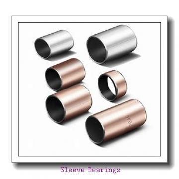 ISOSTATIC B-1621-14  Sleeve Bearings