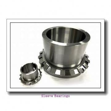 ISOSTATIC B-912-6  Sleeve Bearings