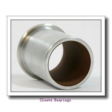 ISOSTATIC B-1620-18  Sleeve Bearings