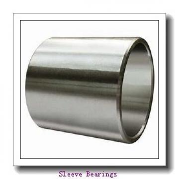 ISOSTATIC B-1620-12  Sleeve Bearings