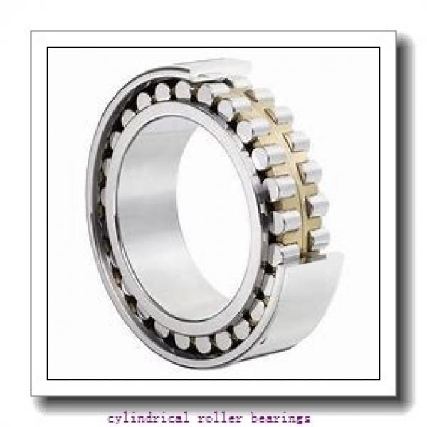 4.331 Inch   110 Millimeter x 7.874 Inch   200 Millimeter x 2.087 Inch   53 Millimeter  CONSOLIDATED BEARING NU-2222 C/3  Cylindrical Roller Bearings #1 image