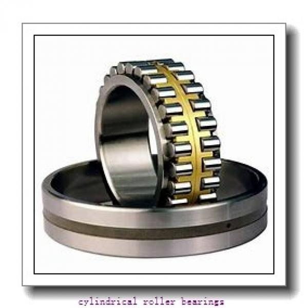 4.331 Inch   110 Millimeter x 7.874 Inch   200 Millimeter x 2.087 Inch   53 Millimeter  CONSOLIDATED BEARING NU-2222 C/3  Cylindrical Roller Bearings #2 image